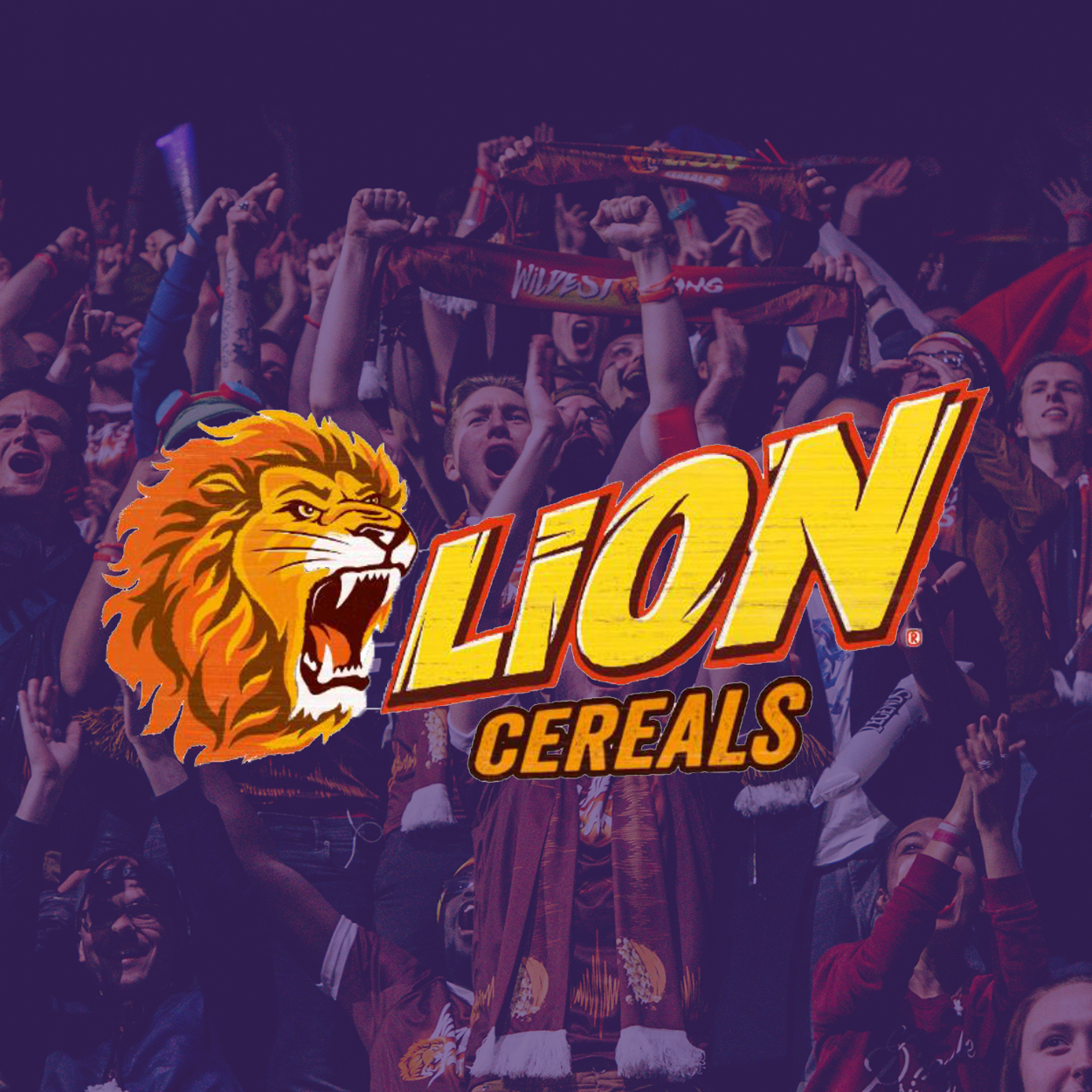 LION Cereals' Esports Agency of Record