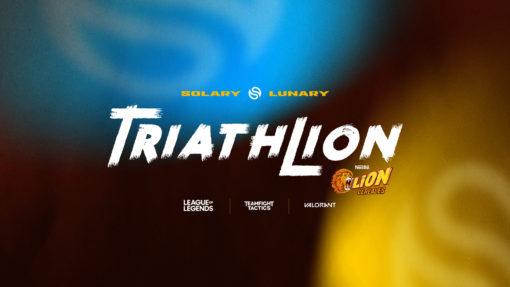 TriathLion - Lion Cereals x Solary